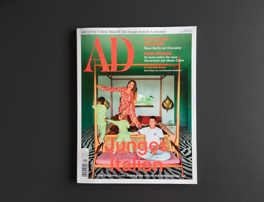 AD Deutschland | April 2019