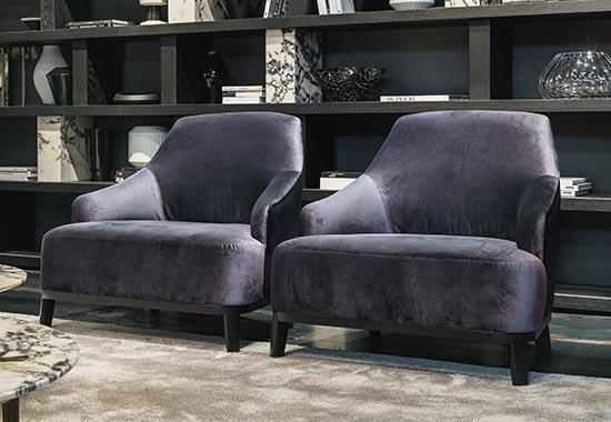 <b>arne armchair</b> casamilano