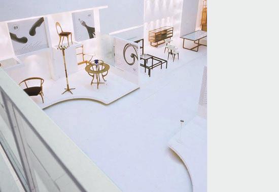 <b>milano furniture fair 1996</b> ceccotti collezioni