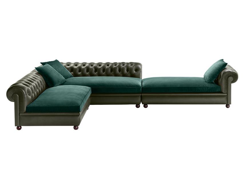 POLTRONAFRAU chester line sofa 2017