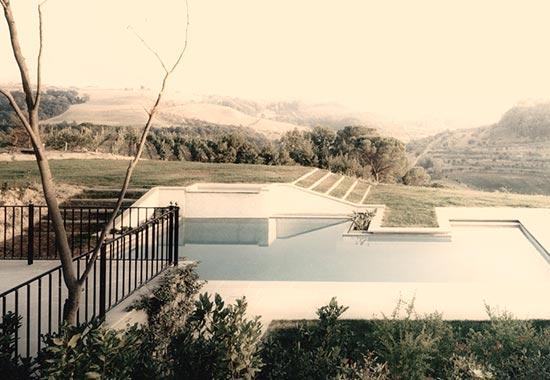 <b>chianti hills villa</b> private client