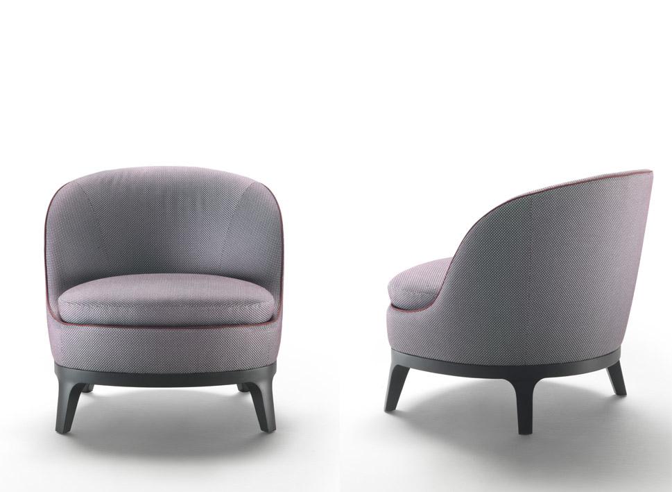 FLEXFORM MOOD collections | Milano furniture fair | Dragonfly little armchair 2017