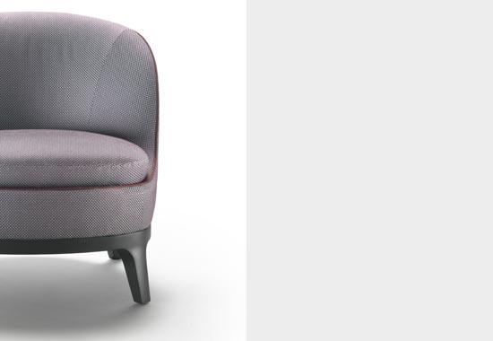 <b>dragonfly armchair</b> flexform mood