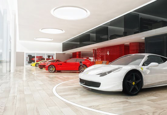 <b>headquarter</b> ferrari
