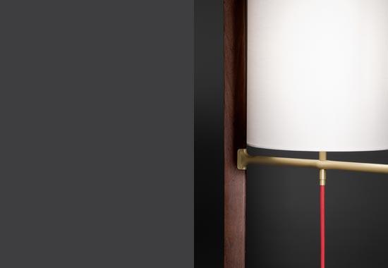 <b>fidelio lamp</b> poltrona frau