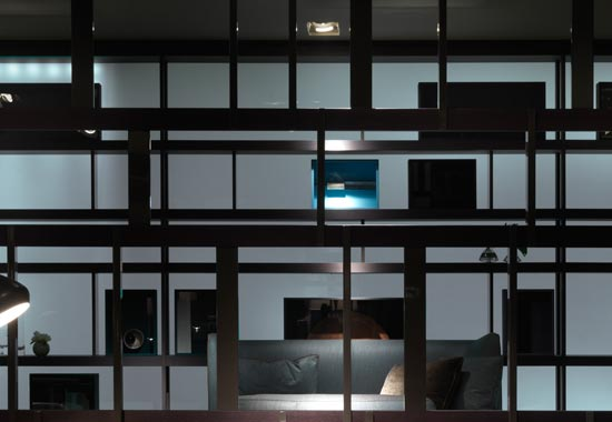 <b>milano furniture fair 2012</b> flexform mood