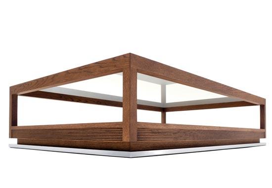 <b>i.c.s. smoke table</b> ceccotti collezioni