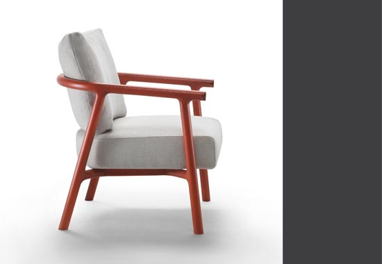<b>icaro armchair</b> flexform mood