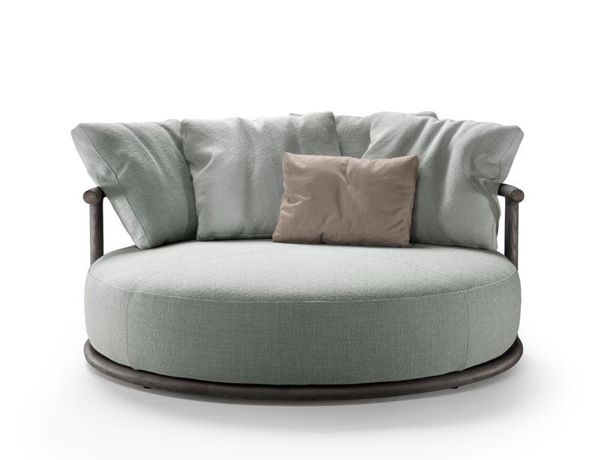 MOOD icaro round sofà 2017