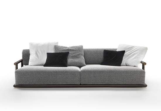<b>icaro sofa</b> flexform mood