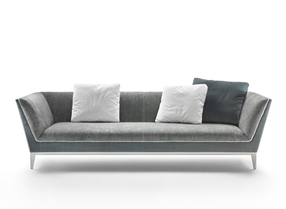 FLEXFORM MOOD collections   Milano furniture fair   Mr. wilde sofa 2017
