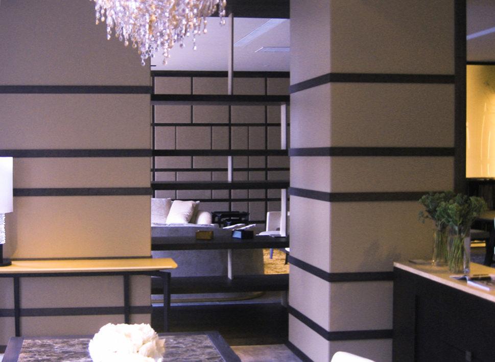 Furniture Showroom Pellini Shanghai