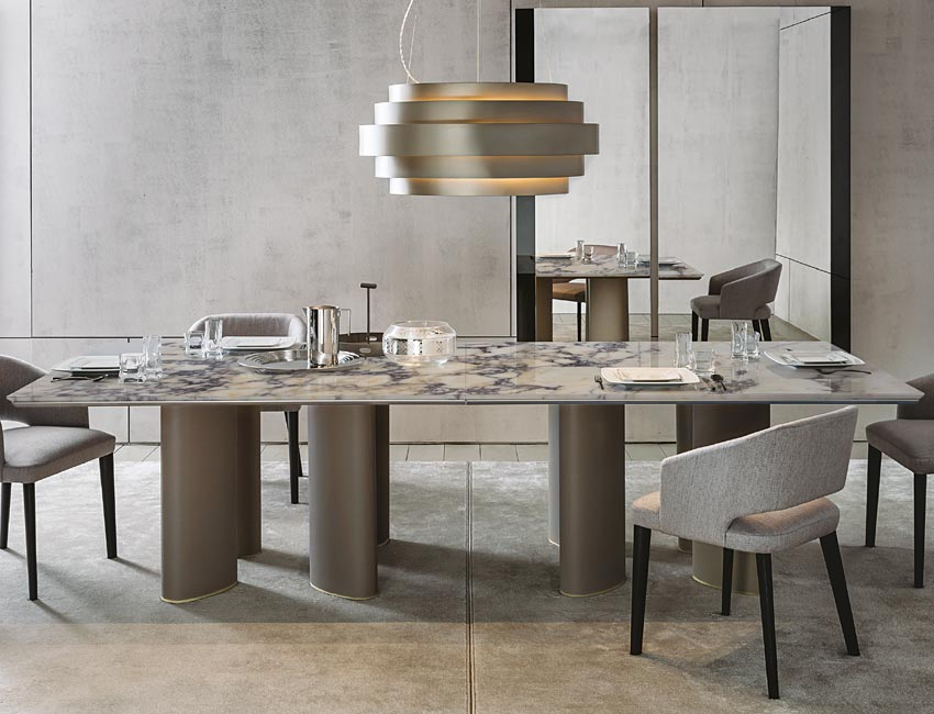 New table 2018   Arne   Casamilano