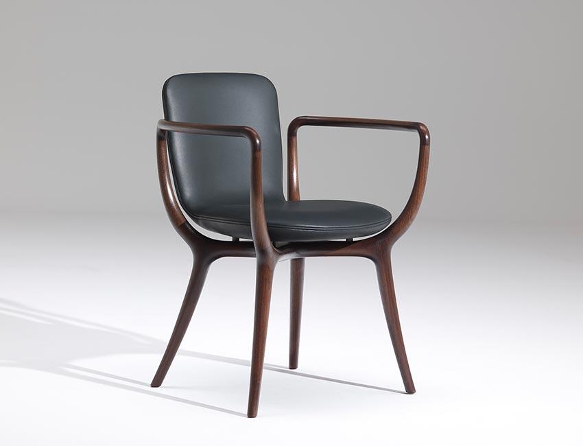 New seats 2018   Piruette chair   Ceccotti collezioni
