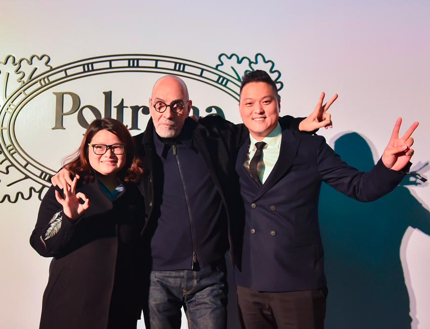 ASIA TOUR | Poltrona frau | December 2018