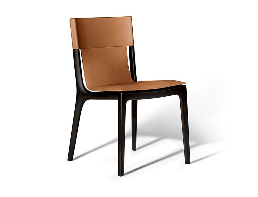 New seats 2018 | Isadora chair | Poltrona frau