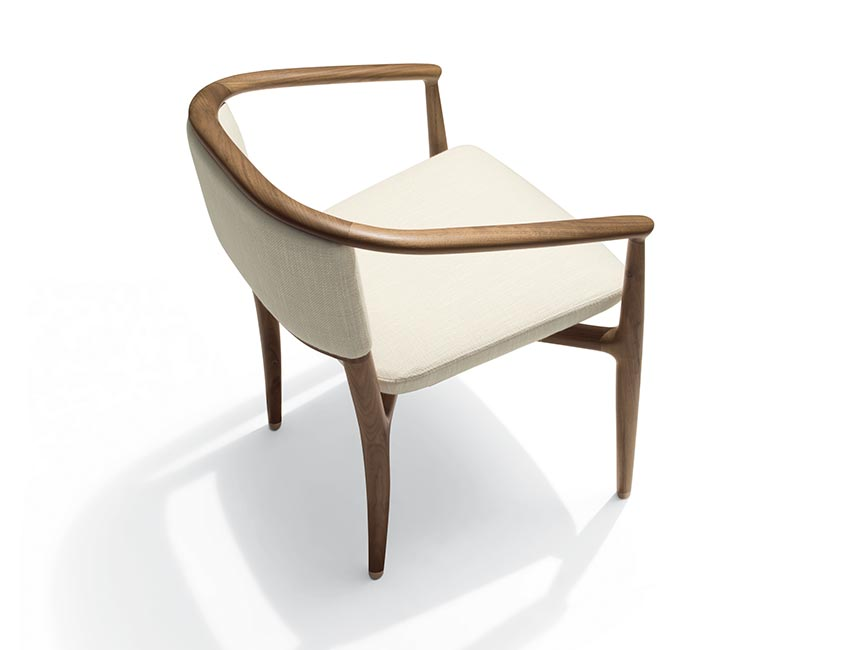 New seats 2018 | Sinbad chair | Giorgetti