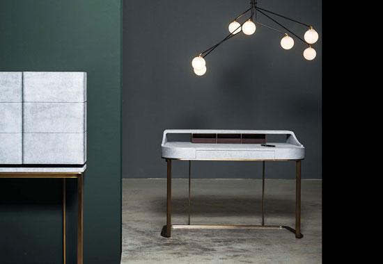 <b>yves desk</b> baxter